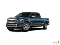 2016 Ford F-150 KING RANCH | Photo 3 | Blue Jeans/Caribou