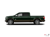 2016 Ford F-150 KING RANCH | Photo 1 | Green Gem/Caribou