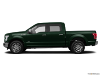 2016 Ford F-150 LARIAT | Photo 1 | Green Gem