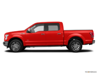 2016 Ford F-150 LARIAT | Photo 1 | Race Red