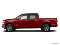 2016 Ford F-150 LARIAT | Photo 1 | Ruby Red
