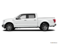2016 Ford F-150 LARIAT | Photo 1 | Oxford White
