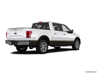 2016 Ford F-150 LARIAT | Photo 2 | White Platinum/Caribou