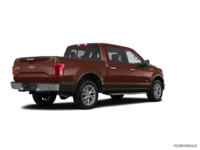2016 Ford F-150 LARIAT | Photo 2 | Bronze Fire/Caribou
