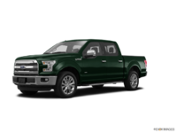 2016 Ford F-150 LARIAT | Photo 3 | Green Gem
