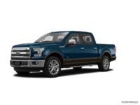 2016 Ford F-150 LARIAT | Photo 3 | Blue Jeans/Caribou