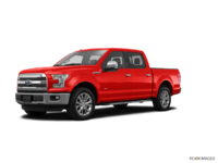 2016 Ford F-150 LARIAT | Photo 3 | Race Red