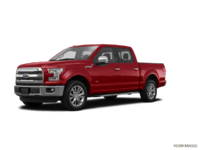 2016 Ford F-150 LARIAT | Photo 3 | Ruby Red