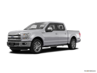 2016 Ford F-150 LARIAT | Photo 3 | Ingot Silver