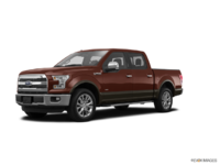 2016 Ford F-150 LARIAT | Photo 3 | Bronze Fire/Caribou