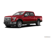 2016 Ford F-150 LARIAT | Photo 3 | Ruby Red/Caribou