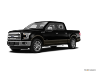 2016 Ford F-150 LARIAT | Photo 3 | Shadow Black/Caribou