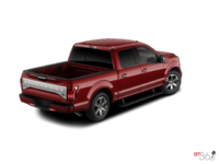 2016 Ford F-150 PLATINUM | Photo 2 | Ruby Red