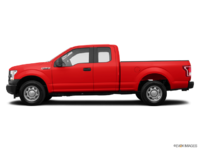 2016 Ford F-150 XL | Photo 1 | Race Red
