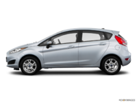 2016 Ford Fiesta SE HATCHBACK | Photo 1 | Ingot Silver