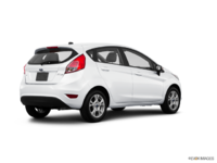 2016 Ford Fiesta SE HATCHBACK | Photo 2 | White Platinum
