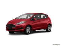 2016 Ford Fiesta SE HATCHBACK | Photo 3 | Ruby Red