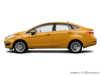 2016 Ford Fiesta TITANIUM SEDAN | Photo 1 | Electric Spice