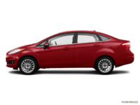 2016 Ford Fiesta TITANIUM SEDAN | Photo 1 | Ruby Red