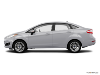 2016 Ford Fiesta TITANIUM SEDAN | Photo 1 | Ingot Silver