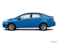 2016 Ford Fiesta TITANIUM SEDAN | Photo 1 | Blue Candy