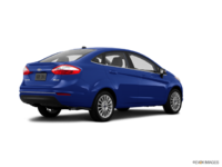 2016 Ford Fiesta TITANIUM SEDAN | Photo 2 | Kona Blue