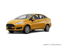 2016 Ford Fiesta TITANIUM SEDAN | Photo 3 | Electric Spice