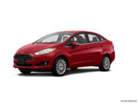 2016 Ford Fiesta TITANIUM SEDAN | Photo 3 | Ruby Red