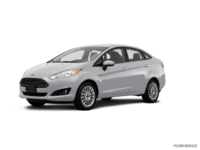 2016 Ford Fiesta TITANIUM SEDAN | Photo 3 | Ingot Silver