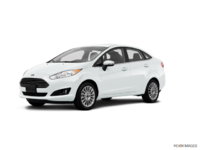 2016 Ford Fiesta TITANIUM SEDAN | Photo 3 | White Platinum