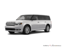 2016 Ford Flex SEL | Photo 3 | Oxford White