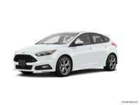 2016 Ford Focus Hatchback ST | Photo 3 | Oxford White