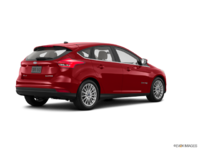 2016 Ford Focus electric BASE | Photo 2 | Ruby Red Metallic