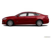 2016 Ford Fusion Energi SE | Photo 1 | Ruby Red