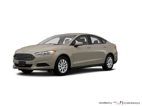 2016 Ford Fusion S | Photo 3 | Tectonic Silver