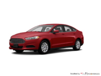 2016 Ford Fusion S | Photo 3 | Ruby Red