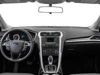 2016 Ford Fusion S | Photo 3 | Earth Grey Cloth