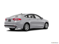 2016 Ford Fusion SE | Photo 2 | Ingot Silver