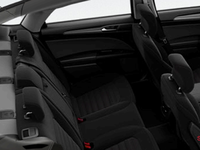 2016 Ford Fusion SE | Photo 2 | Charcoal Black Cloth