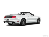 2016 Ford Mustang Convertible EcoBoost Premium | Photo 2 | Oxford White