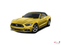 2016 Ford Mustang convertible V6 | Photo 3 | Triple Yellow