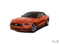 2016 Ford Mustang convertible V6 | Photo 3 | Competition Orange