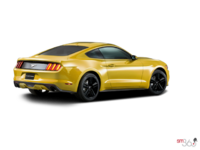 2016 Ford Mustang EcoBoost Premium | Photo 2 | Triple Yellow