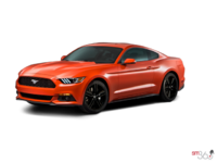 2016 Ford Mustang EcoBoost Premium | Photo 3 | Competition Orange