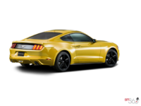 2016 Ford Mustang EcoBoost | Photo 2 | Triple Yellow
