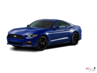 2016 Ford Mustang EcoBoost | Photo 3 | Deep Impact Blue