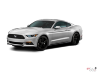 2016 Ford Mustang EcoBoost | Photo 3 | Ingot Silver