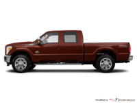 2016 Ford Super Duty F-250 KING RANCH | Photo 1 | Bronze Fire