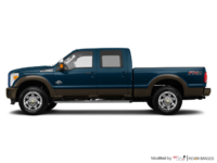 2016 Ford Super Duty F-250 KING RANCH | Photo 1 | Blue Jeans / Caribou