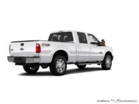2016 Ford Super Duty F-250 KING RANCH | Photo 2 | White Platinum